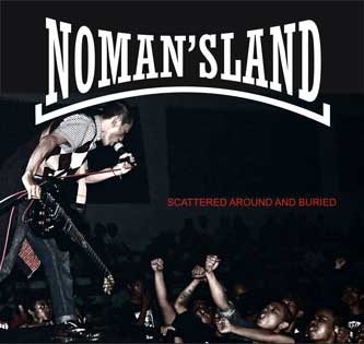 "No Man's Land "" Scattered Around And Buried"""
